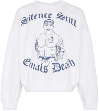 Willy Chavarria Barranco Sweatshirt