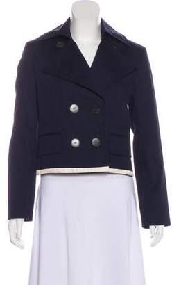 Stella McCartney Lightweight Double-Breasted Jacket