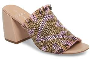 Linea Paolo Inez Block Heel Sandal