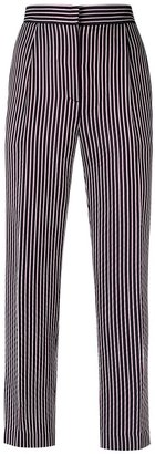 Reinaldo Lourenço striped trousers