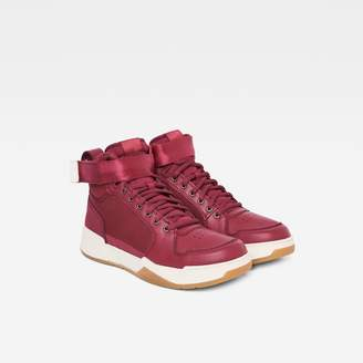 G-StarRACKAM CORE MID - High-top trainers - rover sPJLZ