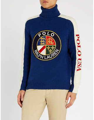 Polo Ralph Lauren Turtleneck wool jumper