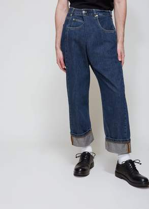 J.W.Anderson Fold Front Jeans