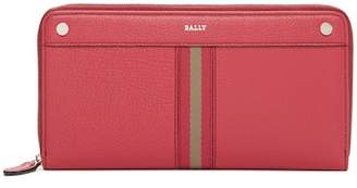 Bally Clifford Stripe Wallet