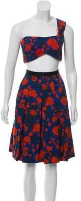 Sophie Theallet Printed Skirt Set