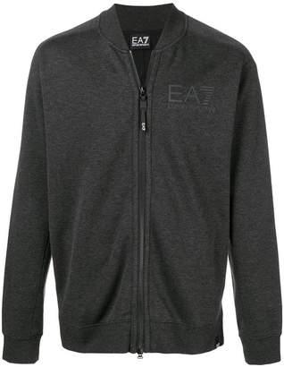 Emporio Armani Ea7 zipped sweatshirt