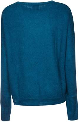 Alysi High-neck Jumper