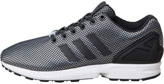 adidas ZX Flux Trainers Onix/Core Black/White