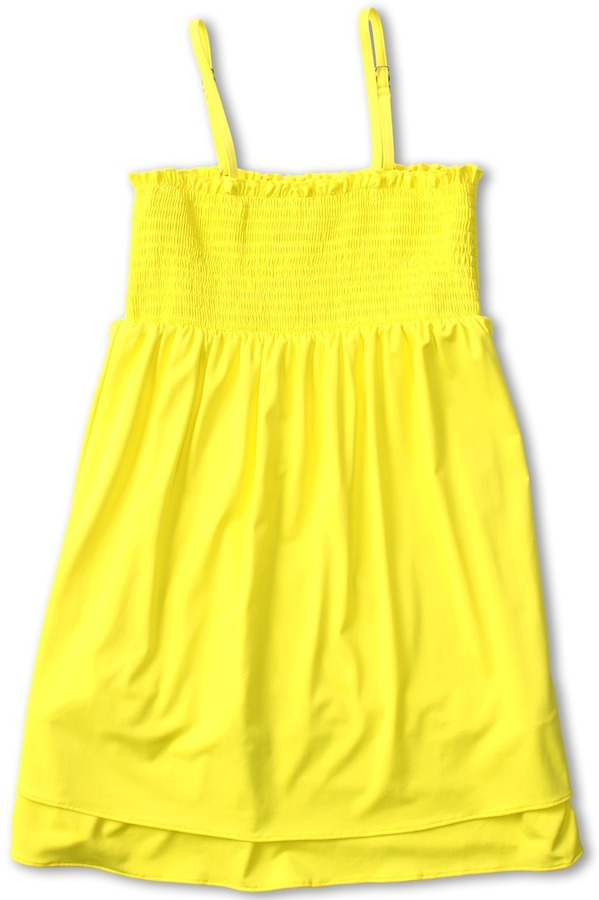 Juicy Couture Juicy Coutue Kids Little Miss Divine Heats Cove-Up Dess Gil's Swimwea