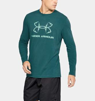 Under Armour Men's UA Fish Hook Sportstyle Long Sleeve