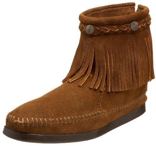 Minnetonka Women's 291T Back-Zip Boot