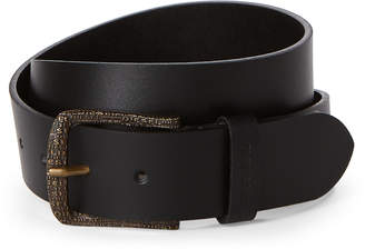 Diesel Logo-Accent Leather Belt
