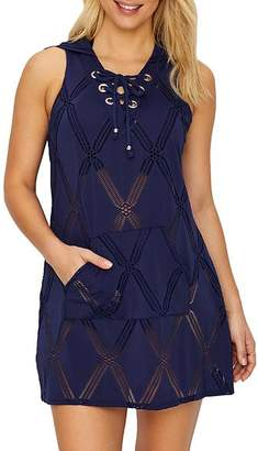 Dotti X-Factor Hooded Swim Cover-Up