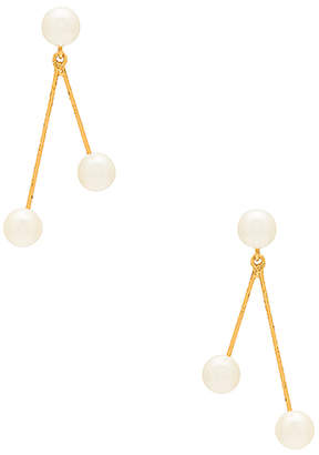 Jennifer Behr Pearlina Earrings