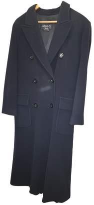 Max Mara Weekend Blue Wool Coats