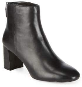 Enzo Angiolini Gretchen Leather Booties