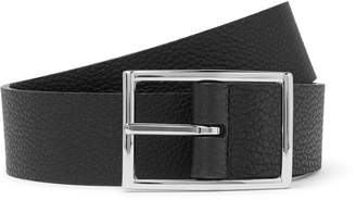 Andersons Anderson's - 3cm Reversible Full-Grain Leather Belt