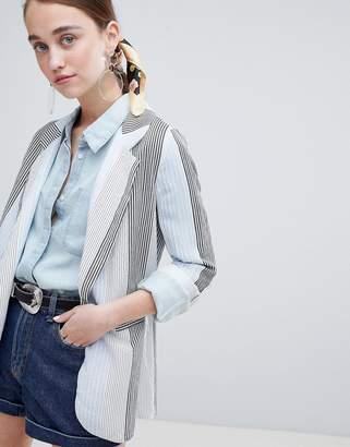 New Look Stripe Blazer