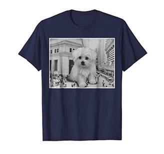 Maltese Dog Lover T-Shirt - Cute Maltese Puppy Shirt