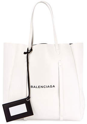 Balenciaga Everyday XS Logo Leather Tote Bag