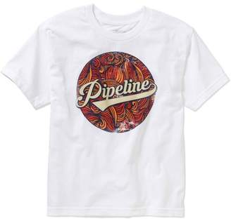 Pipeline Boys' Short Sleeve Graphic Tees
