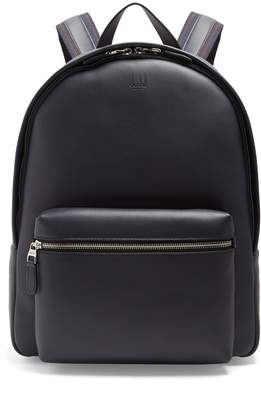 Dunhill Hampstead leather backpack
