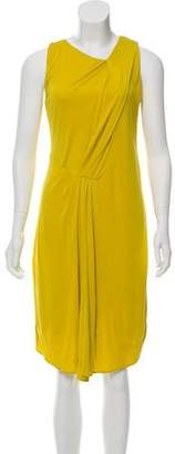 Akris Punto A- Line Midi Dress