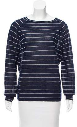 Steven Alan Striped Knit Top