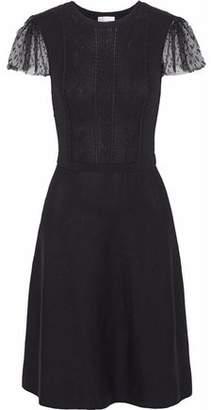 RED Valentino Cotton Mini Dress
