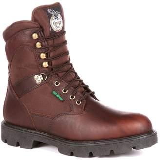 Georgia Boot Homeland Men's 8-in. Waterproof Insulated Work Boots