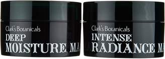 Clark's Botanicals Clarks Botanicals Radiance & Deep Moisture Mask Duo