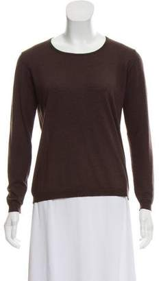 Malo Cashmere Knit Top