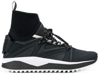 Puma sock insert lace-up sneakers