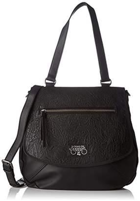 Le Temps Des Cerises Pure 3, Women's Shoulder bag, Noir, 31x30x10 cm (W x H L)