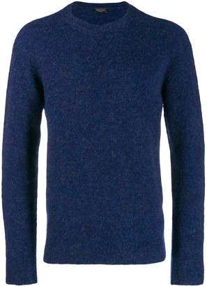 Roberto Collina knitted crewneck jumper