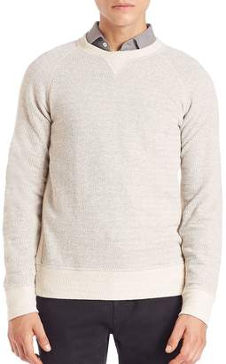 Billy Reid Men's Fisher Crewneck Sweater
