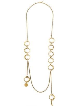Chloé Quinn hoop necklace