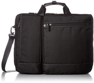 Gatsby [ギャッツビー] ビジネスカジュアルバッグ A4対応 3WAY ポリエステル 撥水加工 GB1029 BK ブラック