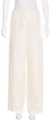 Hermès Wide-Leg Linen Pants