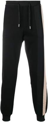 Class Roberto Cavalli side striped jogging trousers