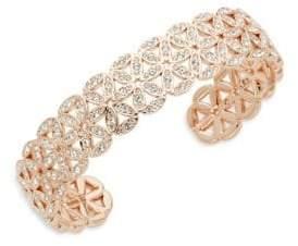 Adriana Orsini Anise Crystal Cuff Bracelet