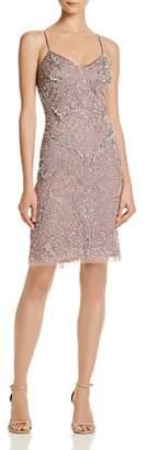 Aidan Mattox Embellished Slip Dress - 100% Exclusive