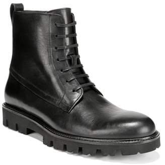 Vince Commander Plain Toe Boot