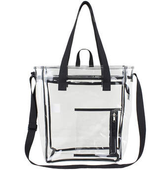 clear Fuel Tote