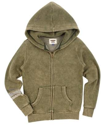 Butter Shoes Super Soft Graphic Zip Hoodie