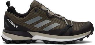 adidas Grey Terrex Skychaser LT GTX Sneakers