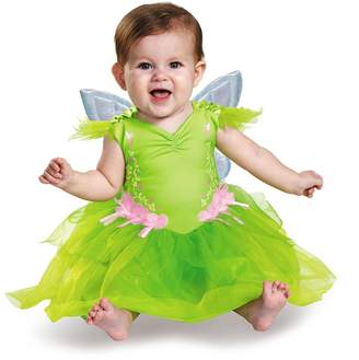 Disguise Costumes Baby Girls' Tinker Bell Deluxe Infant