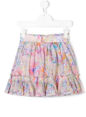 Stella McCartney Twinkle marble print skirt