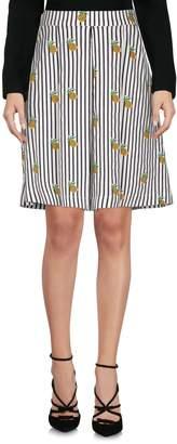 Louche Knee length skirts