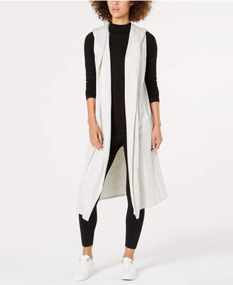 Calvin Klein Hooded Long Vest